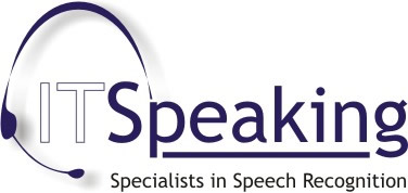 Welcome to IT Speaking: UK specialists in speech recognition. We provide speech recognition hardware, software and training in the UK. Click to enter...